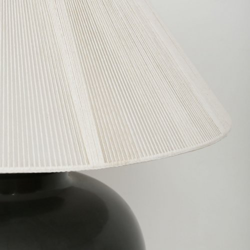 Karl Springer Lamp shade right